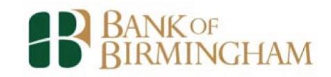 Bank of Birmingham